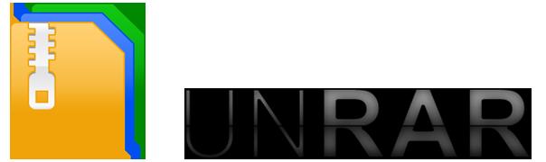 Zip Unzip Files With Unrar